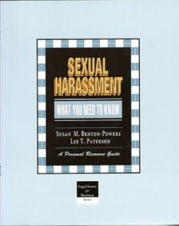 Sexual Harassment: What You Need to Know