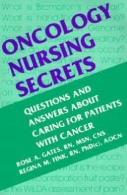 Nursing Oncology Secrets