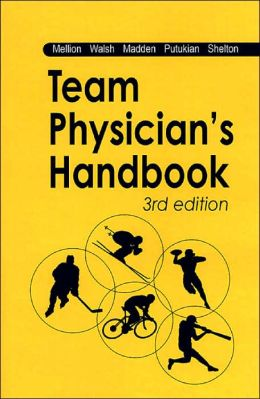 The Team Physician's Handbook