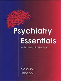 Psychiatry Essentials