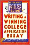 Peterson's Writing a Winning College Application Essay