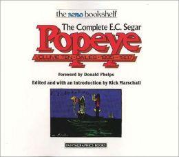 The Complete E. C. Segar Popeye, Volume 10