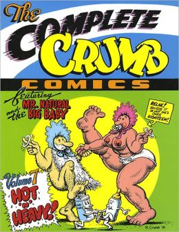 The Complete Crumb Comics Volume 7: