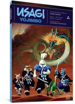 Usagi Yojimbo, Book 4: The Dragon Bellow Conspiracy