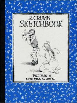 R. Crumb Sketchbook, Volume 4