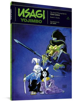 Usagi Yojimbo, Volume 6: Circles