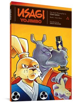 Usagi Yojimbo, Volume 7