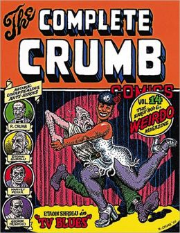 The Complete Crumb Comics Volume 14: Uncle Bob's Mid-Life Crisis