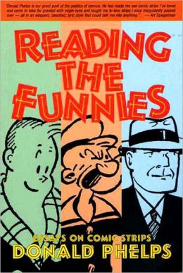 Reading the Funnies: Looking at Great Cartoonists