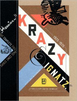 Krazy and Ignatz, 1925-1926: The Komplete Kat Komics