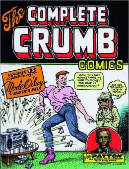 The Complete Crumb Comics, Volume 15
