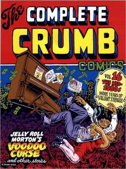 The Complete Crumb Comics, Volume 16