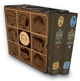 The Complete Peanuts 1950-1954, Boxed Set