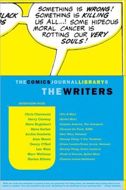 The Comics Journal Library: The Writers