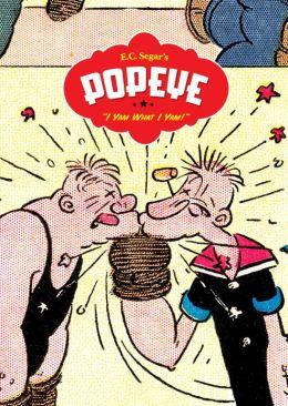 Popeye, Volume 1: