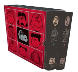 The Complete Peanuts 1967-1970, Boxed Set