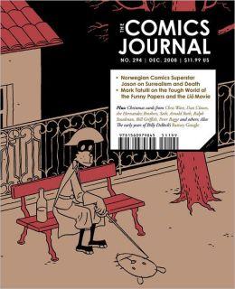 Comics Journal #294
