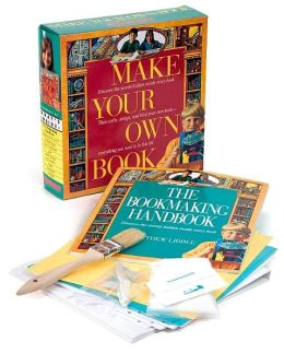 Make Your Own Book Kit A Complete Kit By Matthew Liddle
