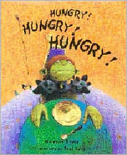 Hungry! Hungry! Hungry!