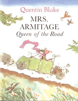 Mrs. Armitage, Queen of the Road