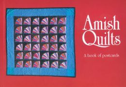 Amish Quilts: A Book of Postcards