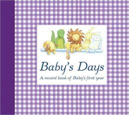 Baby's Days