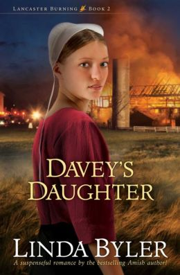 Davey's Daughter (Lancaster Burning Series #2)