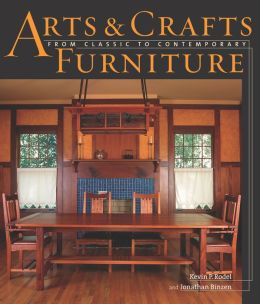 Arts and Crafts Furniture: From Classic to Contemporary