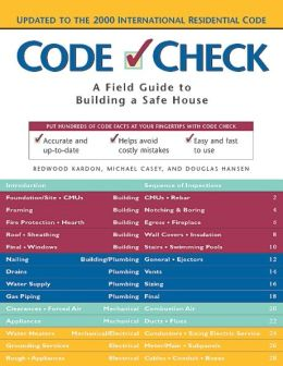 Field Guide to Building, Plumbing, Mechanical, and Electrical Cod