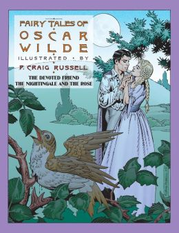 Fairy Tales of Oscar Wilde: Vol. 4 - The Devoted Friend/The Nightingale and the Rose: Signed Edition