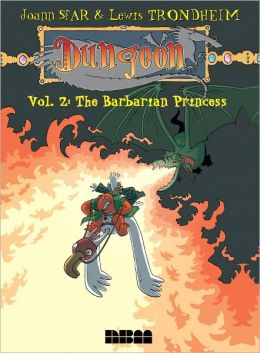 Dungeon, Volume 2: The Barbarian Princess