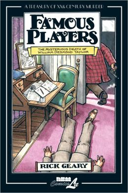 A Treasury of XXth Century Murder: Famous Players, the Mysterious Death of William Desmond Taylor
