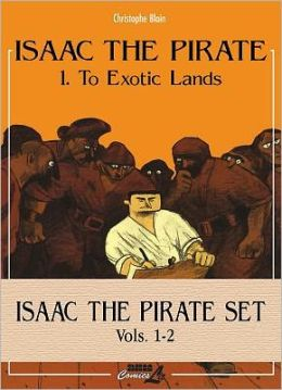 Isaac the Pirate Set Vols.1-2