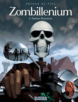 Zombillenium, Vol. 2: Human Resources