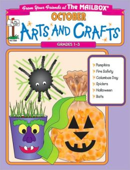 October Monthly Arts & Crafts