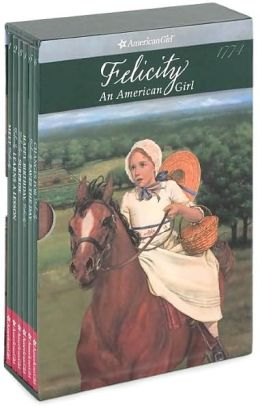 Felicity: An American Girl Boxed Set (American Girls Collection Series: Felicity #1-6)
