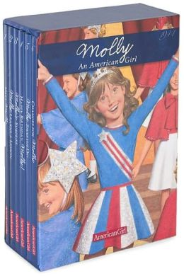 Molly: An American Girl Boxed Set (American Girls Collection Series: Molly #1-6)