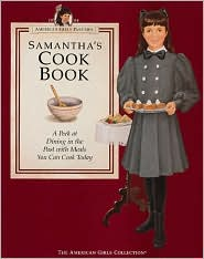 Samantha's Cook Book