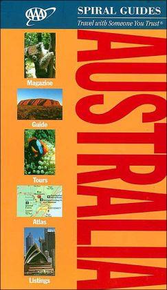AAA Spiral Guide Australia