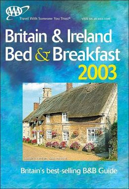 AAA Britain and Ireland Bed and Breakfast, 2003