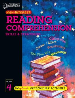 Reading Comprehension Skills and Strategies Level 4