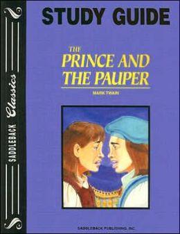 The Prince and the Pauper (Saddleback Classics Series)