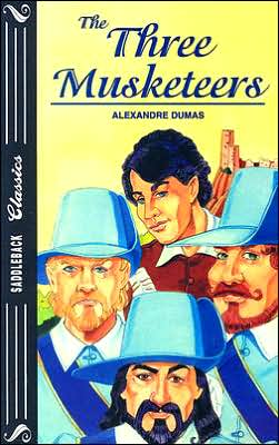 Three Musketeers (Saddleback Classics Series)