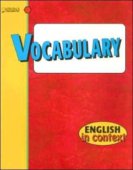 Vocabulary- English in Context