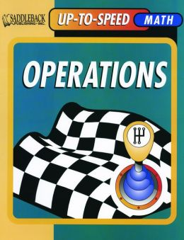 Operations- Up-to-Speed Math