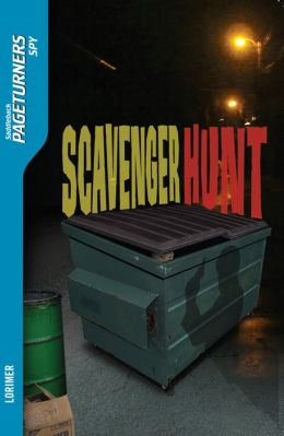 Scavenger Hunt Read-Along-Pageturners