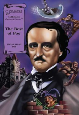 The Best of Poe-Illustrated Classics-Book