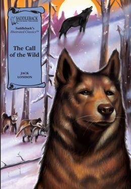 The Call of the Wild-Illustrated Classics-Book