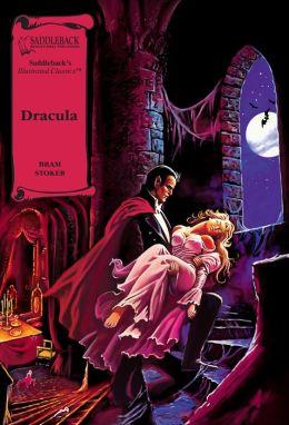 Dracula-Illustrated Classics-Read Along