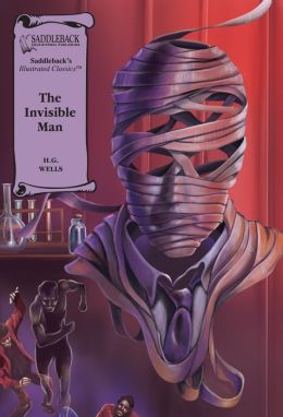 The Invisible Man-Illustrated Classics-Book